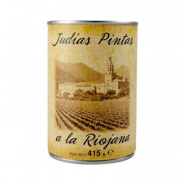 Judías Pintas a la Riojana Huertas