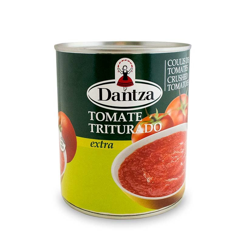 Tomate triturado extra Dantza