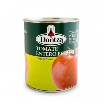 Tomate entero pelado Dantza