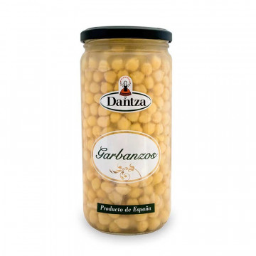 Garbanzos Dantza 720 ml