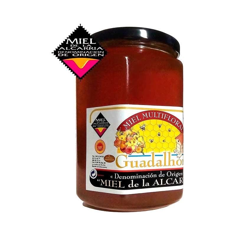Miel Multifloral Guadalhor (D.O. Miel de la Alcarria) 1 Kg