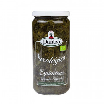 Espinacas Dantza 660 gr