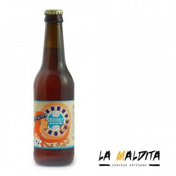 Cerveza Artesana La Maldita Originale 33 cl