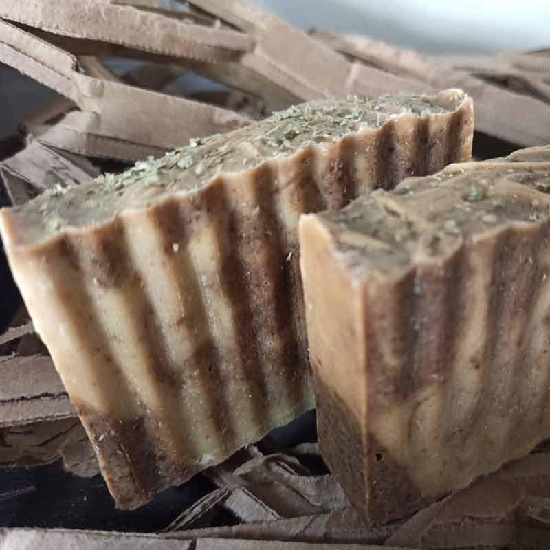 Jabón artesanal 100% natural (piel madura)