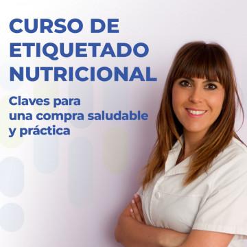Curso etiquetado nutricional - 4 noviembre 2021