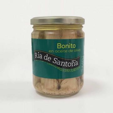 Bonito en aceite de oliva Ría de Santoña 415 gr