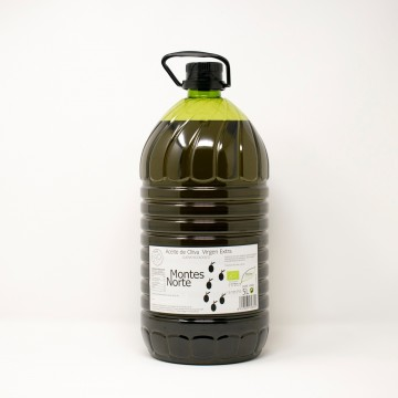 5L. Aceite de Oliva Virgen Extra Ecológico